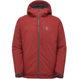 Black Diamond M's Pursuit Hoody Jacket Red Oxide